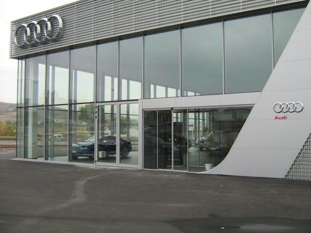 Отвори врати първият Audi Terminal у нас