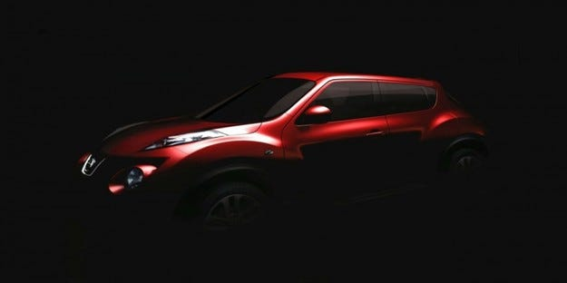 Nissan Juke: Jukebox