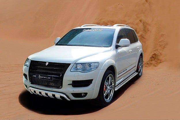 Hofele Volkswagen Touareg Dakar.20.10: За шампиони