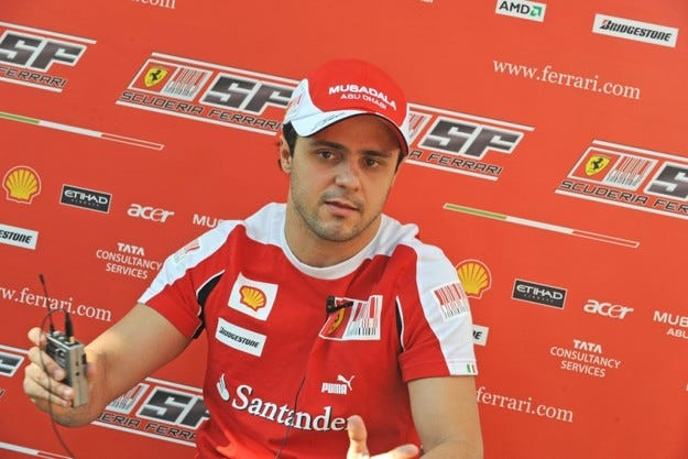 И Маса ще тества в Барселона