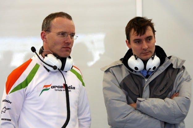 Sauber е измъкнал Кий от Force India