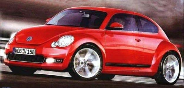 Volkswagen New Beetle: Време e за промяна