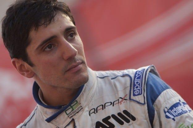 Арабаджиев подписа с Coloni за основните GP2 серии