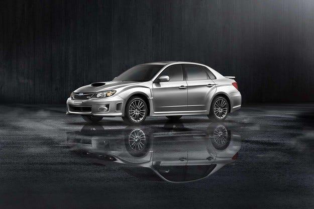 Subaru Impreza WRX: Приятна изненада