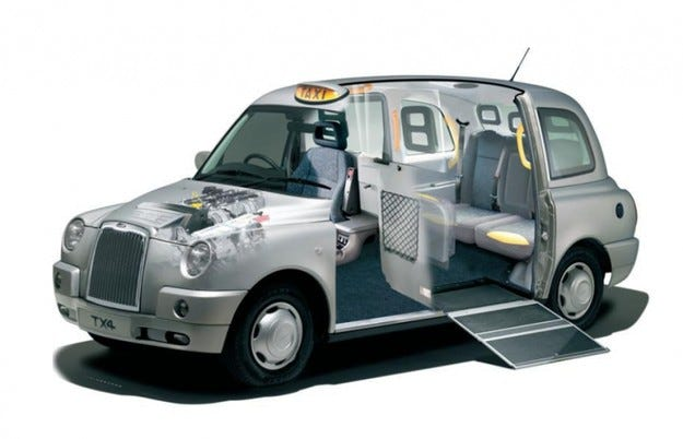Лондон електрифицира всички таксита до 2020