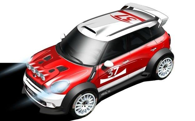 MINI обяви официално програмата си във WRC
