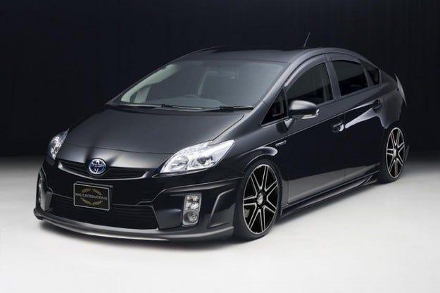 Wald Toyota Prius: От нищо нещо