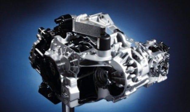 Седем предавки за новата DSG на Volkswagen