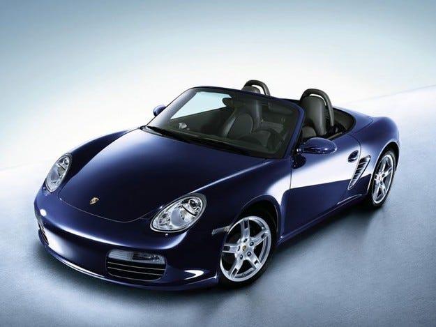 Porsche смята да прави нов малък модел