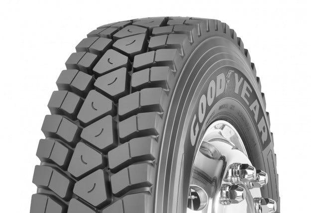 Goodyear представи новите си гуми за камиони