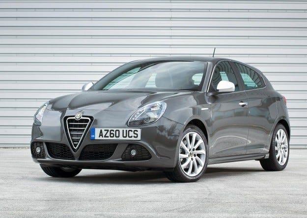 Alfa Romeo Giulietta: Нов двулитров дизел