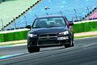 1. Mitsubishi Lancer Evolution - 38 точки