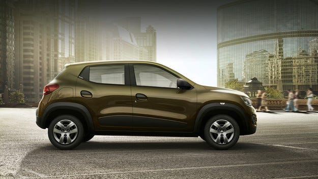 Хечбекът Renault Kwid може да се появи и в Европа