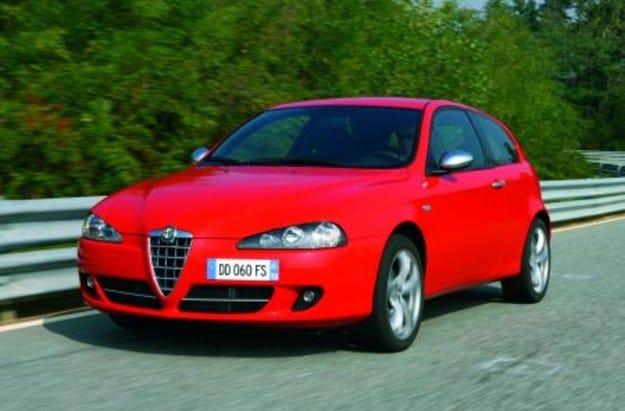 На пътя: Alfa Romeo 147 Q2
