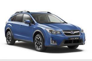 Разкриха технически подробности за обновения Subaru XV