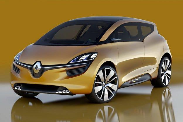 Известна е датата на премиерата на новото Renault Scenic
