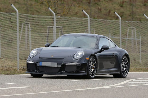 Porsche 911 R: Лимитираният единайсетак дебютира в Женева
