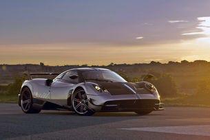 Компанията Pagani представи суперавтомобила Huayra BC