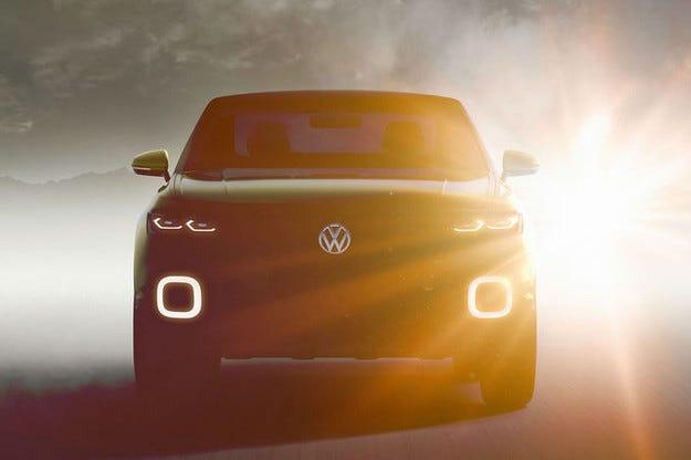 Студия на VW в Женева: Първо представяне на Polo SUV