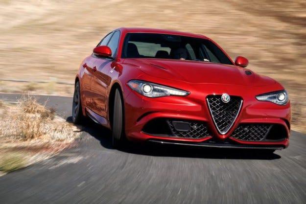 Моделната гама на Alfa Giulia дебютира в Женева
