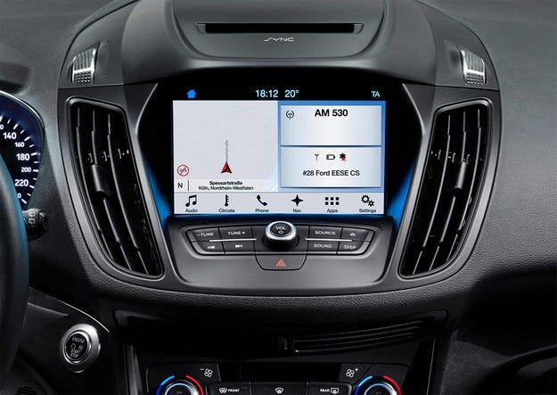 Ford представи новото поколение на системата SYNC