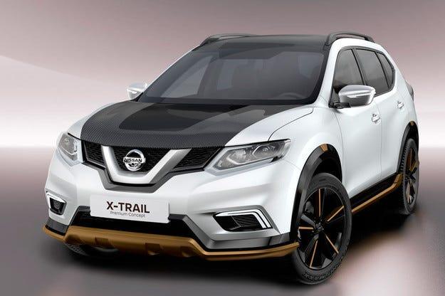 Nissan представя премиум версии на Qashqai и X-Trail