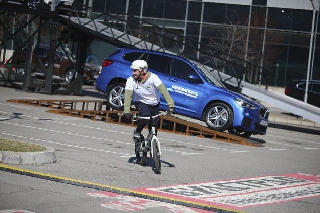 BMW X1: Generation X