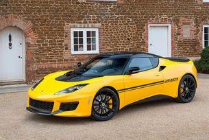 Lotus Evora Sport 410: Мощността нагоре, теглото надолу