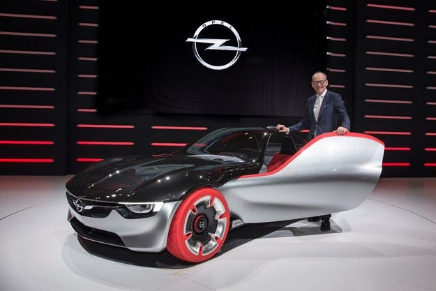 Opel в Женева: По-емоционален и по-силен откогато и да било