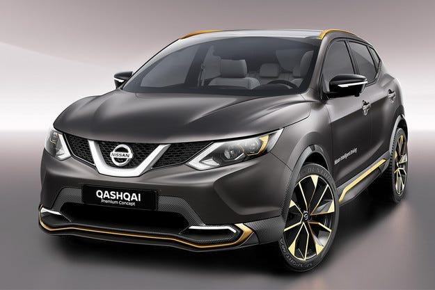 Nissan почва производство на автономен Qashqai през 2017