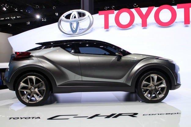 Toyota представи три изцяло нови модела в Женева – част 1