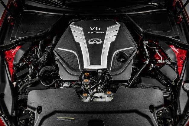 Infiniti стартира производството на нов битурбо двигател