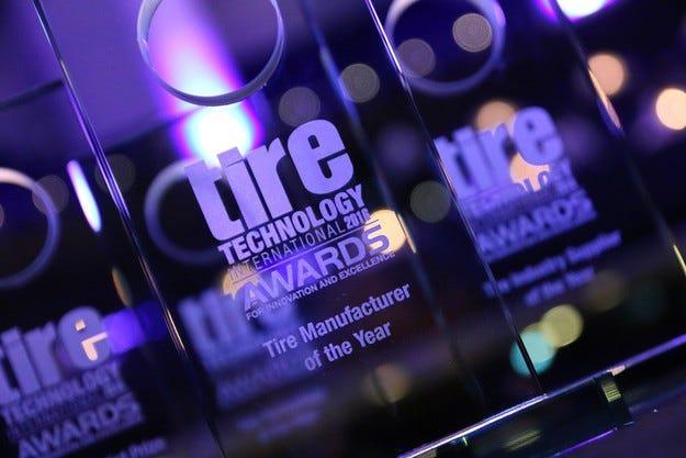 Bridgestone избран за Производител на гуми на годината