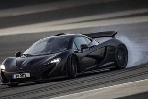 McLaren започва работа по хиперавтомобили с батерии