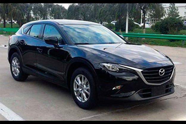 Компанията Mazda обяви името на бъдещия си кросоувър