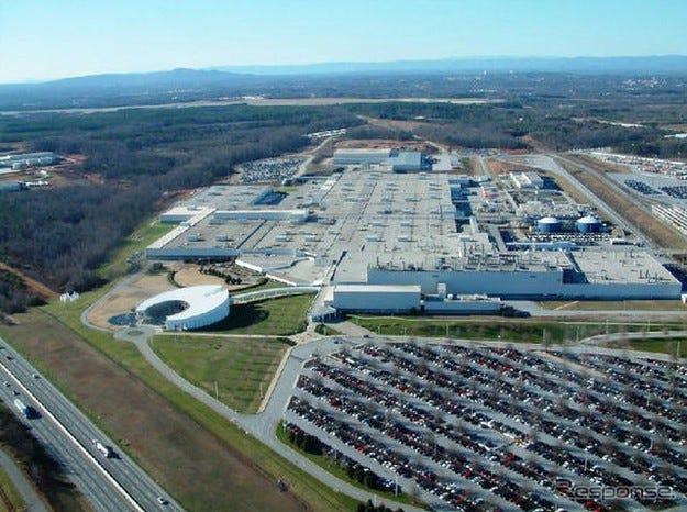Заводът на BMW в Щатите разширява капацитета си