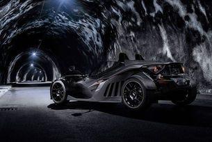 KTM X-Bow Black Edition: Уличен състезател с 320 к.с.