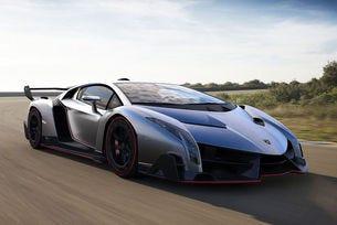 Продават уникално Lamborghini Veneno за 10 млн. евро