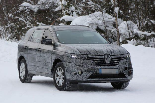 Renault Maxthon в аванс: Пред нас е френският X-Trail