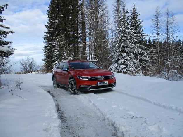 VW Passat Alltrack 2.0 TDI DSG