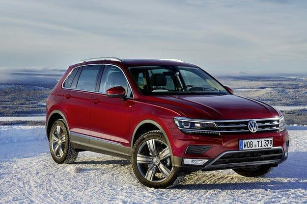 Очакват новият VW Tiguan да предизвика бум на пазара