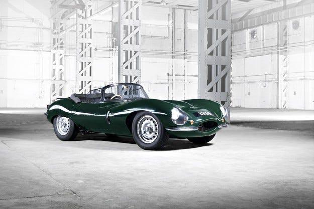 Емблематичният Jaguar XKSS се връща обратно в производство