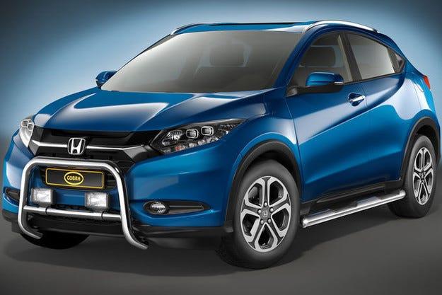 Cobra Technology & Lifestyle: Honda с ново оборудване