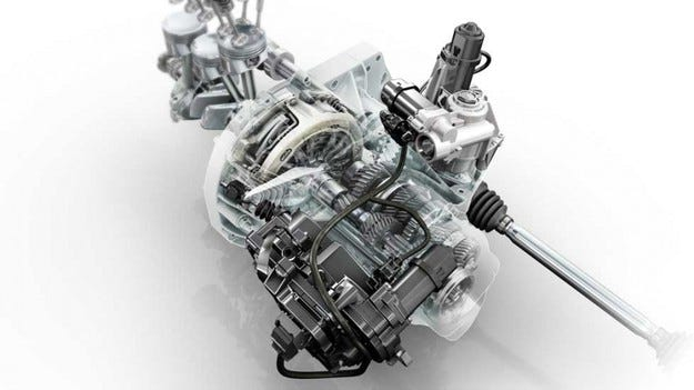 Dacia въвежда автоматизирана механична трансмисия Easy-R