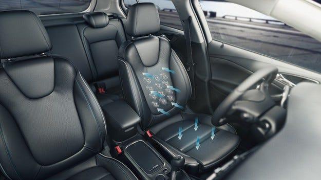 Седалките в Opel –перфекционизъм и дълги традиции