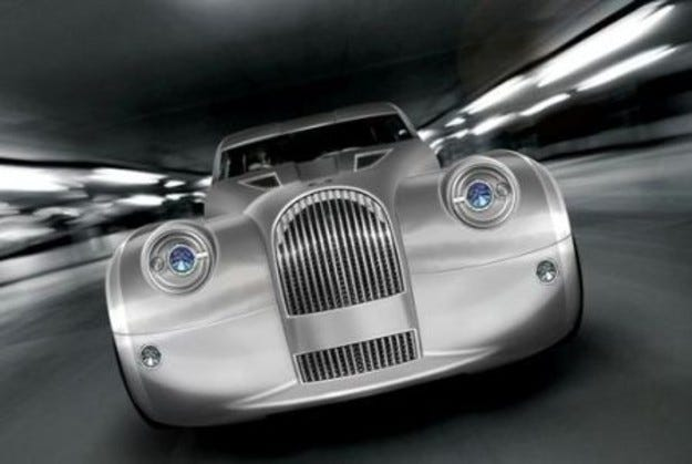 Morgan LifeCar Concept