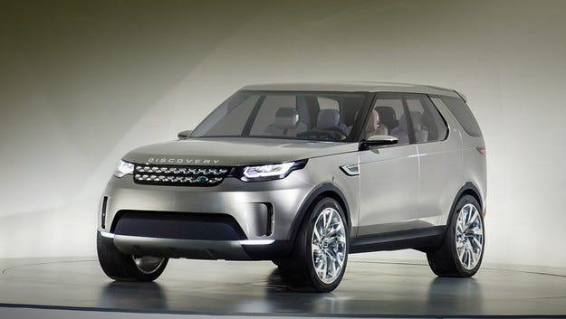 Land Rover Discovery ще има версия за тежък офроуд