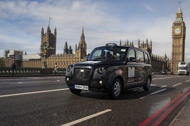 London Taxi ще продава свои коли за Австралия и Нова Зеландия