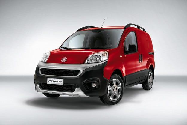 Компанията Fiat най-накрая обнови модела Fiorino