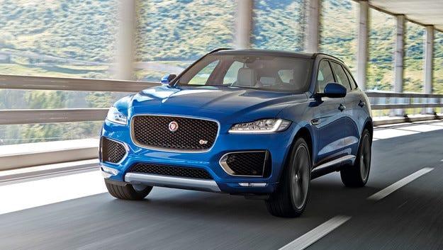 Първият Jaguar, направен в Китай, е седанът XF